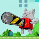 Chainsaw Cat